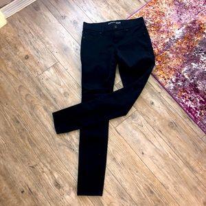 NWOT Express Black Jean Leggings